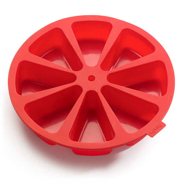 Cake mould for individual slices