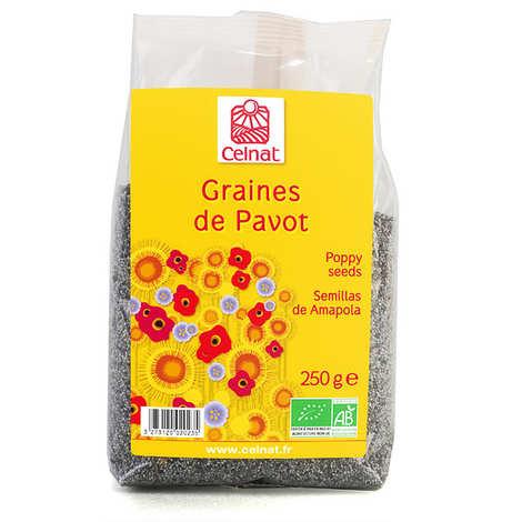 Celnat - Organic poppy seeds
