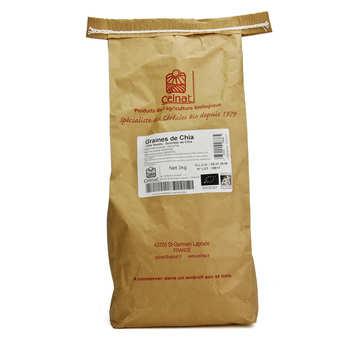Celnat - Organic chia seeds