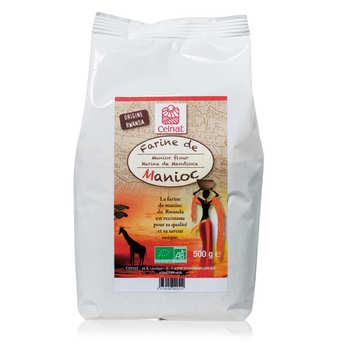 Celnat - Farine de manioc bio