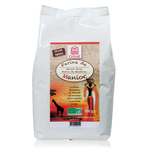 Organic Cassava Flour - Celnat