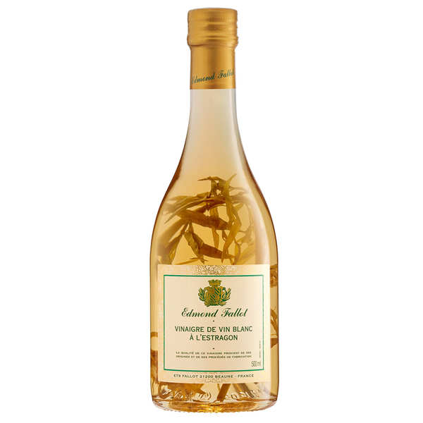 Vinaigre de vin blanc l 39 estragon fallot for Detartrage au vinaigre blanc