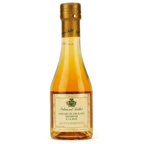 Fallot - Vinaigre de vin blanc aromatisé à la noix