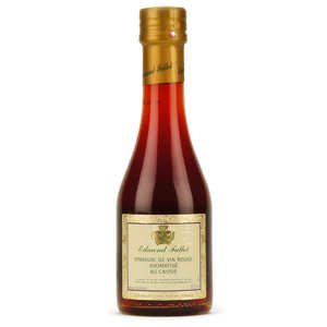 Fallot - Red wine vinegar flavoured with Blackcurrant