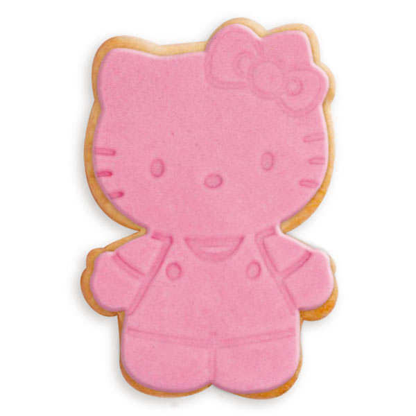 """Kit """"je fais mes biscuits"""" Hello Kitty"""