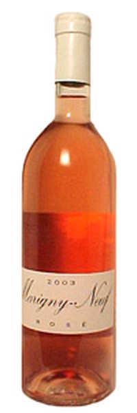 Vin rosé ampelidae