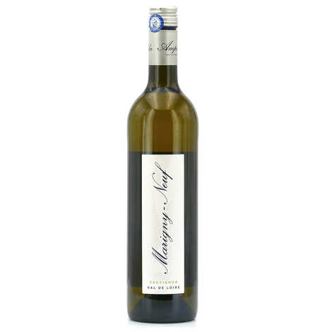 Ampelidae - Organic White Wine Marigny-Neuf Sauvignon