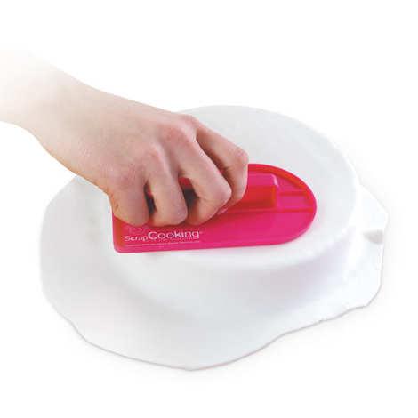 ScrapCooking ® - Lisseur pour pâte à sucre ScrapCooking