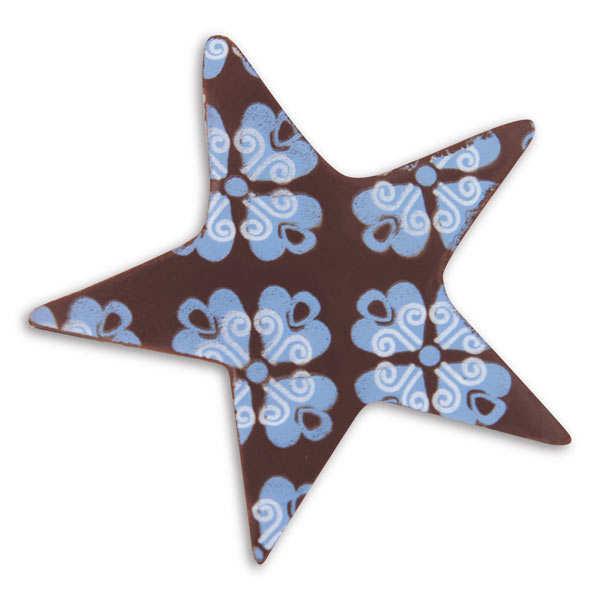 Papier décor alimentaire - spécial chocolat