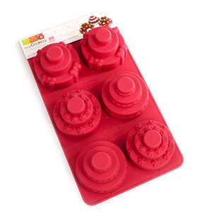 ScrapCooking ® - Moule en silicone pour mini pièces-montées