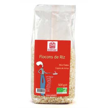 Celnat - Flocons de riz Bio