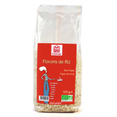 Flocons de riz Bio
