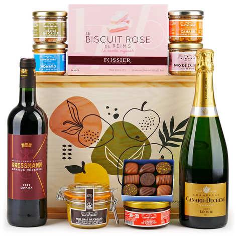 BienManger paniers garnis - Coffret Cadeau Le Prodigieux