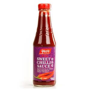Yeo's - Sweet Chilli Sauce bottle