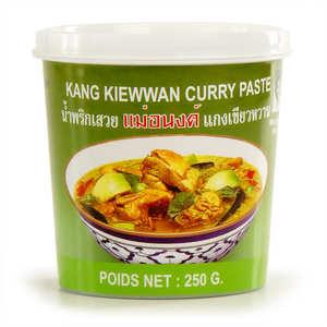 Mae Anong - Thai Green Curry Paste