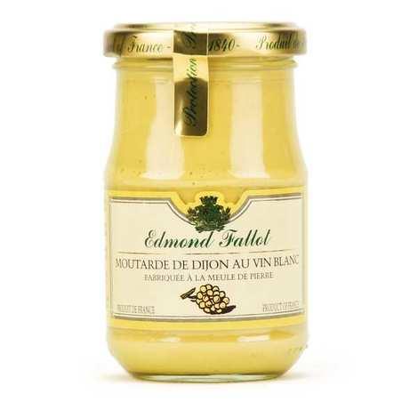 Fallot - Moutarde de Dijon au vin blanc