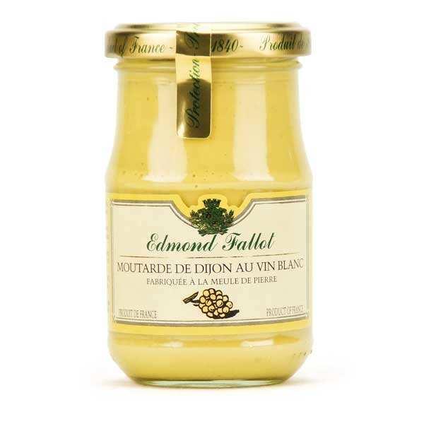White wine Dijon mustard
