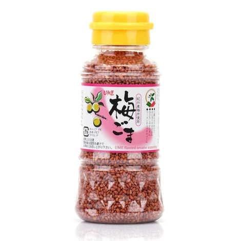 Toho Shokuhin - Graines de sésame torréfiées à la prune ume