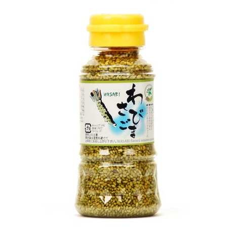 Toho Shokuhin - Graines de sésame torréfiées au wasabi 2.2%