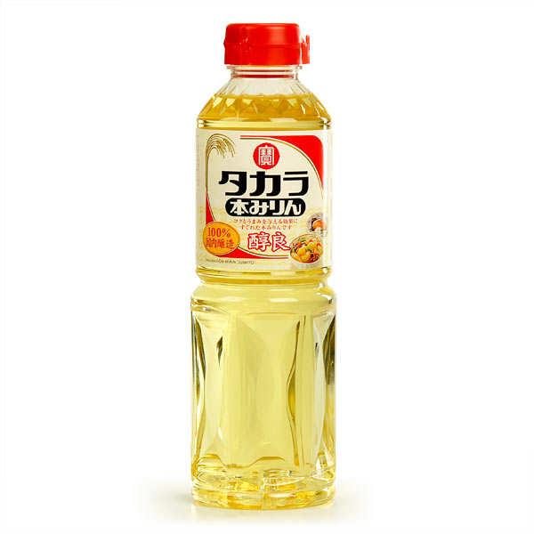 Hon Mirin japonais - Vinaigre de riz - Saké doux