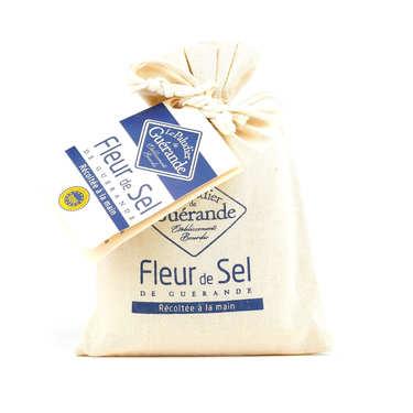Fleur de sel from Guérande