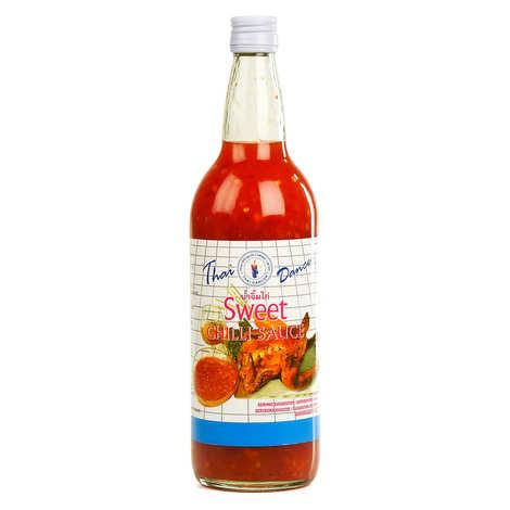 Thai Dancer - Sweet chilli sauce - Sauce aigre douce au piment spéciale marinade