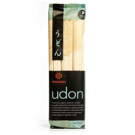 Hakubaku - Organic Japanese Udon Noodles