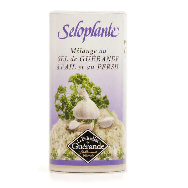 Garlic and Parsley flavoured Guerande salt