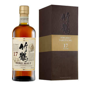 Whisky Nikka - Nikka Taketsuru Whisky - 17 years old - 43%