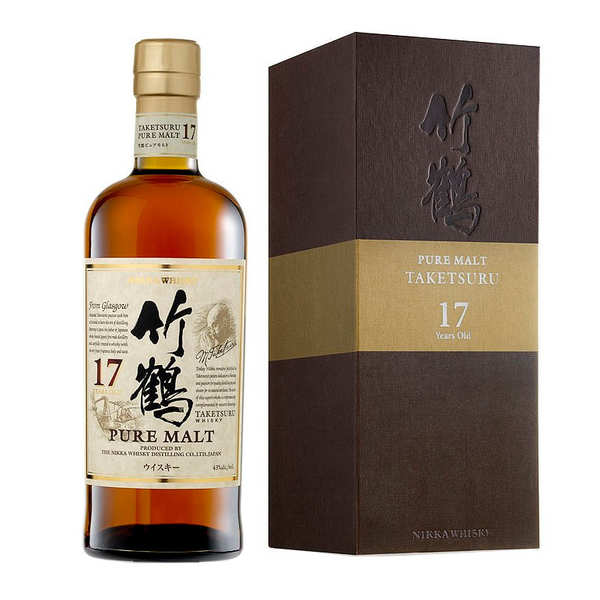 Nikka Taketsuru Whisky - 17 years old - 43%