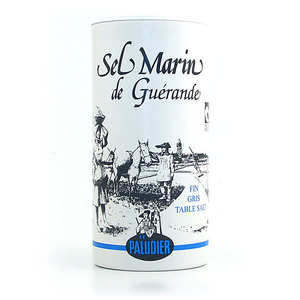 Le Paludier - Salt from Guérande - Table salt