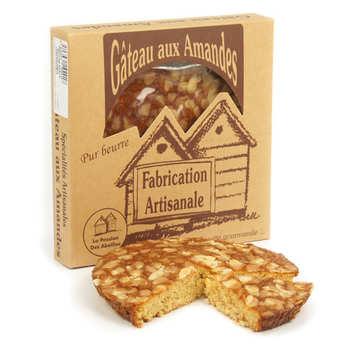 La Passion des Abeilles - Pure Butter Almond Cake