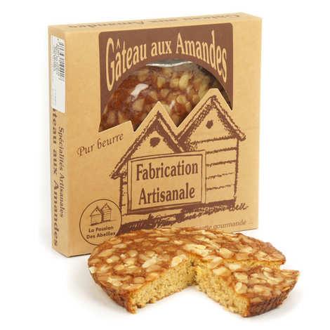 La Passion des Abeilles - Gâteau aux amandes pur beurre