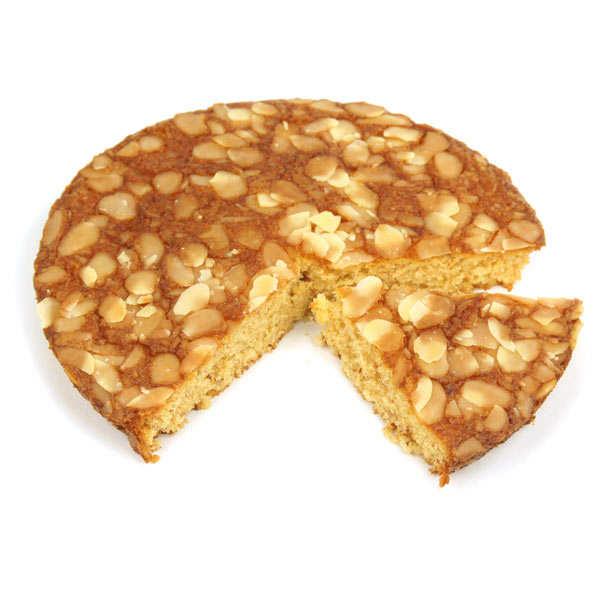 Gâteau aux amandes pur beurre