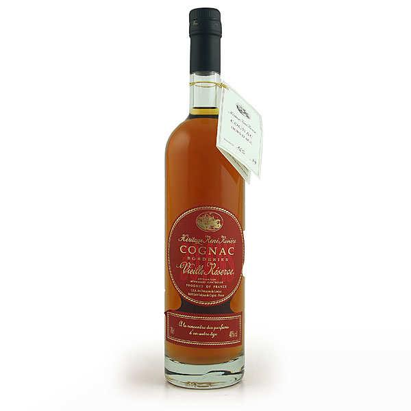 Cognac Borderies Vieille Réserve - la bouteille de 70cl