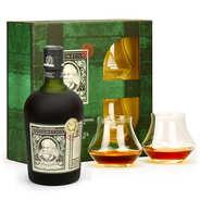 Destilerias Unidas - Diplomatico Reserva Exclusiva - Coffret 2 verres