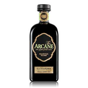 Arcane - Arcane Extraroma rhum ambré 12 ans de l'Ile Maurice - 41%