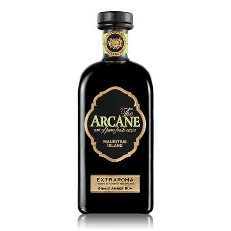 Arcane - Arcane Extraroma Mauritian Dark Rum - 12 year old - 41%