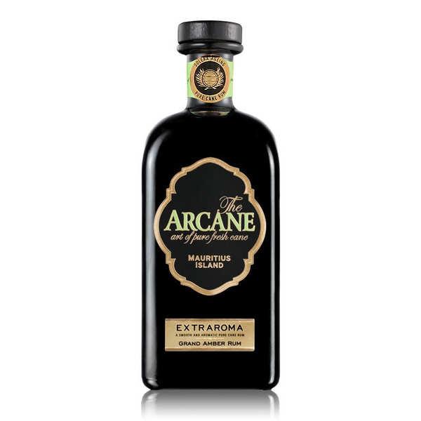 Arcane Extraroma Mauritian Dark Rum - 12 year old - 41%