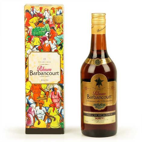 Barbancourt - Barbancourt Réserve du Domaine - 15 years old  43%