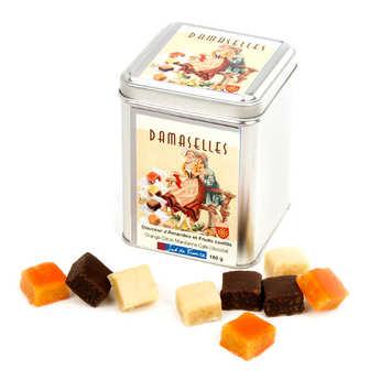 Damaselles - Les Damaselles - Almond & Fruit Sweets - Tin