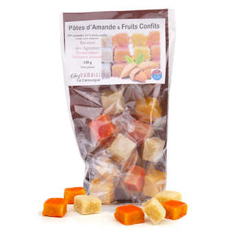 Damaselles - Les Damaselles - Almond & Fruit Sweets - Packet