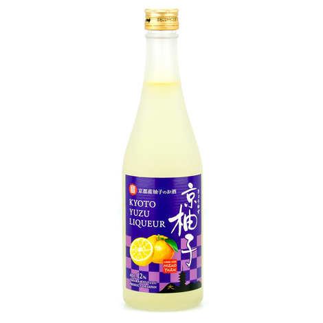 Takara Shuzo - Liqueur de Yuzu japonaise, Yuzunokimochi 12%