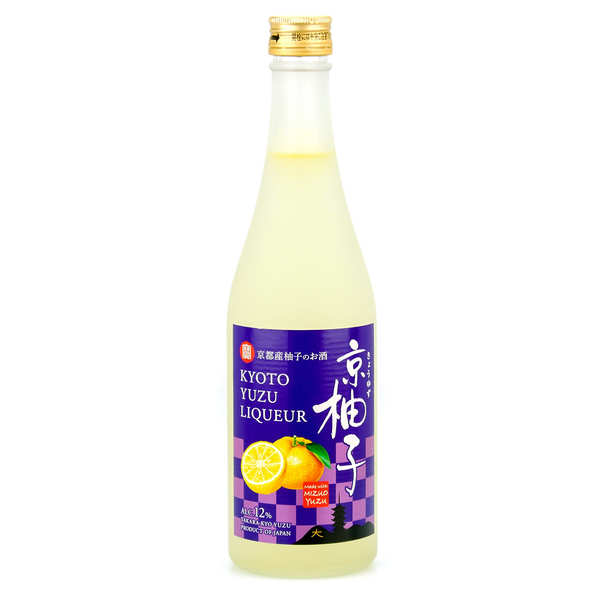 Liqueur de Yuzu, Yuzunokimochi 12,1%