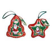 Confiserie Heidel - Suspension de Noël en métal garnie de chocolats
