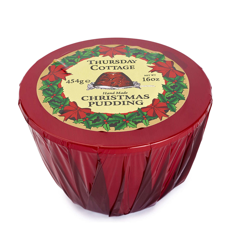 Thursday Cottage Christmas Pudding