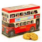 Walkers - Boîte de biscuits Walkers - Bus Londonien