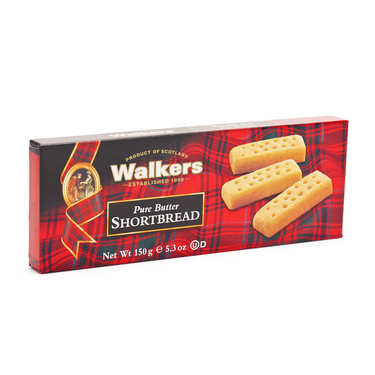 Véritable Shortbread Walkers - Pur beurre