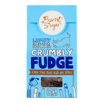 Burnt Sugar - Crumbly Fudge