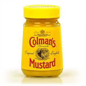 Colman's - Colman's English Mustard in jar